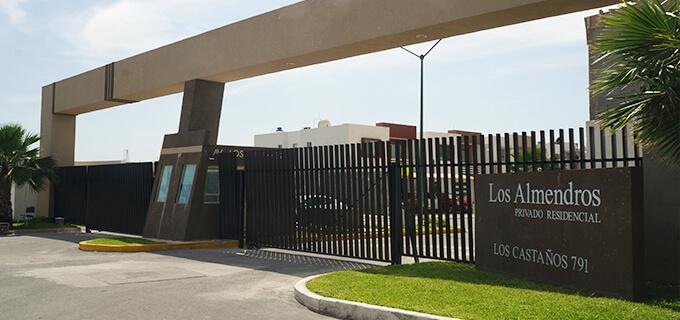 Fraccionamiento Residencial Los Almendros
